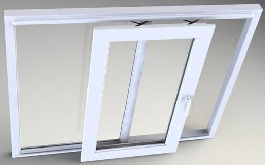 بازشو درب و پنجره دوجداره فلوکس واگنی