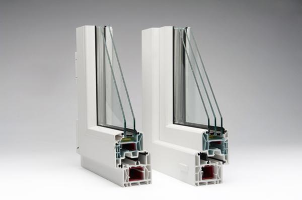 تفاوت پنجره دوجداره UPVC با پنجره های سه جداره UPVC