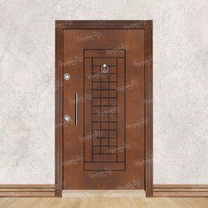 درب ضد سرقت مدل 1010
