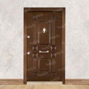 درب ضد سرقت مدل 1037