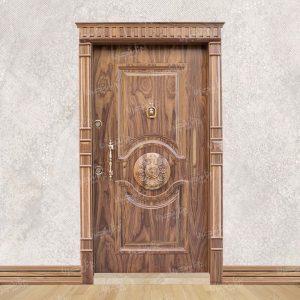 درب ضد سرقت مدل 502