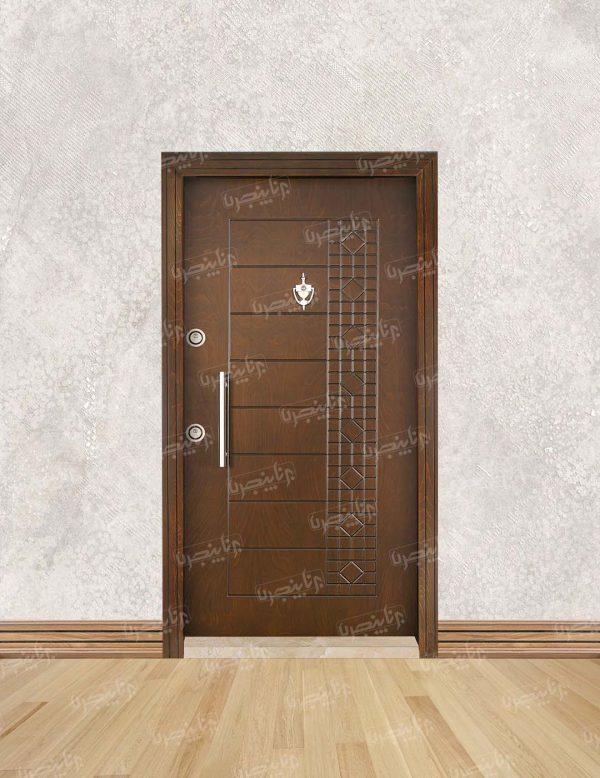 درب ضد سرقت مدل 1017