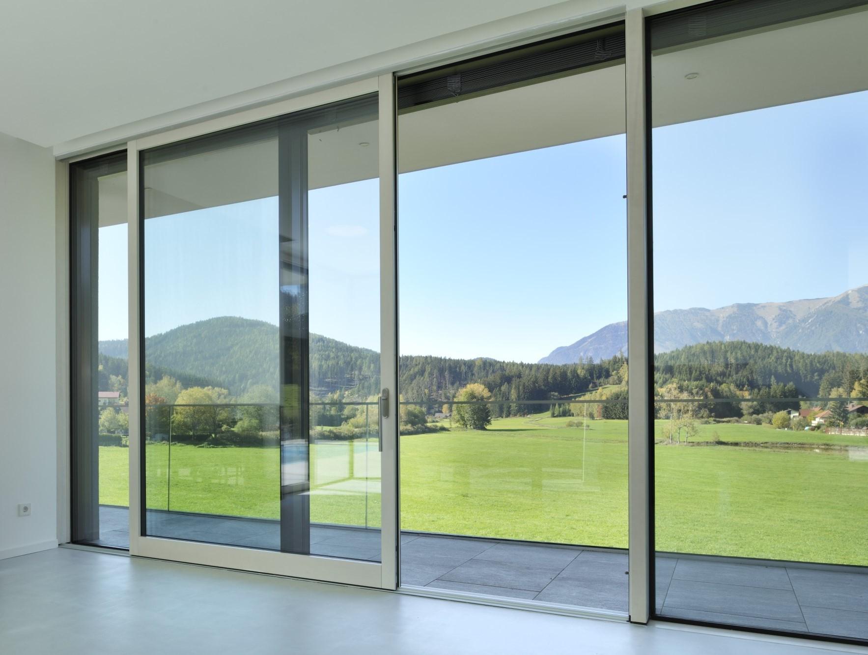نمونه ای از پنجره لیفت اند اسلاید