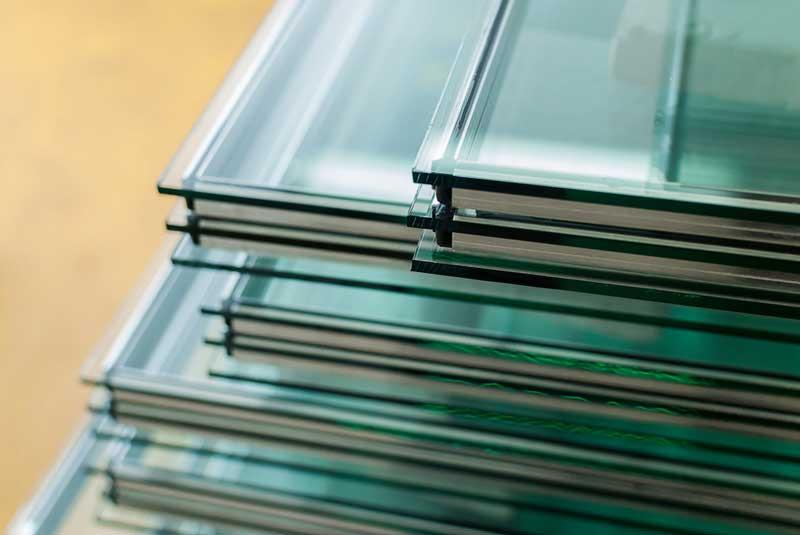 شیشه دوجداره لمینت