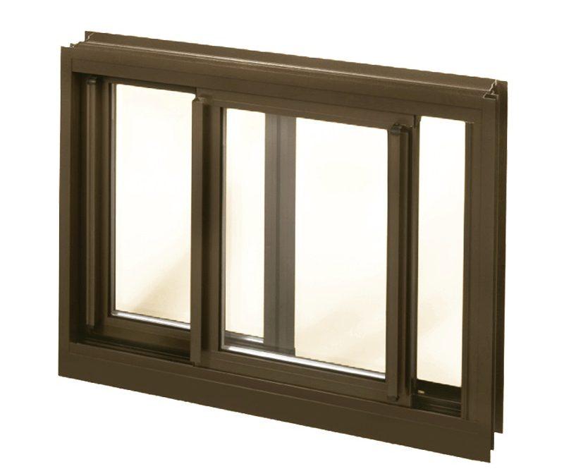پنجره دوجداره آلومینیوم
