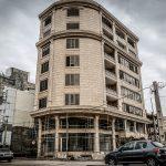 پروژه آقای اسماعیلی-خیابان هوشنگ مرادی