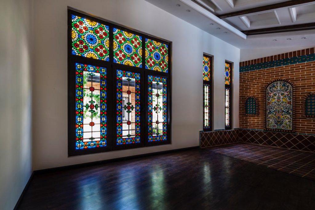 پنجره دوجداره ارسی