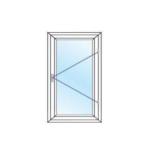 پنجره تک لنگه-تک حالته-1600در800_