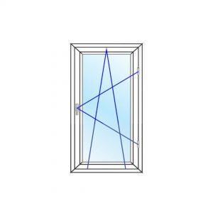 پنجره تک لنگه-دوحالته-1600در800