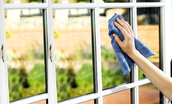 نگه داری پنجره
