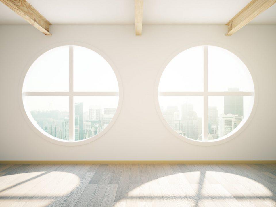 عایق بودن پنجره دو جداره